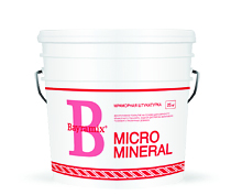 Bayramix Мраморная штукатурка Micro Mineral 25кг